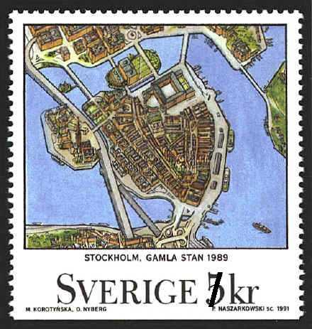 Type O: Sweden sc1865