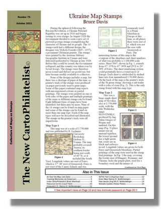 The New CartoPhilatelist Journal