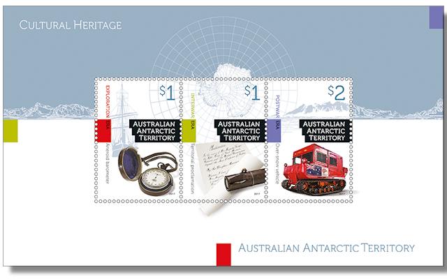 Australian Antarctic Territory (AAT) 2017-09-19
