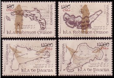 Chile 2015 Maps