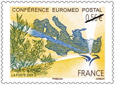 France 2009-11-01 EuroMed Postal Conference
