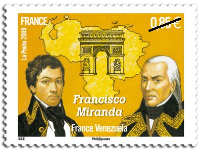 France 2009-11-09 Francisco de Miranda
