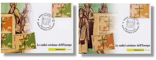 Italy 2009-10-07 Stamped Postcards