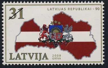 Latvia 2008-11-07