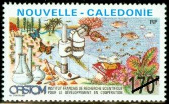 New Caledonia sc651