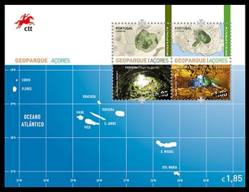 Portugal - Azores 2017-09-07 Souvenir Sheet