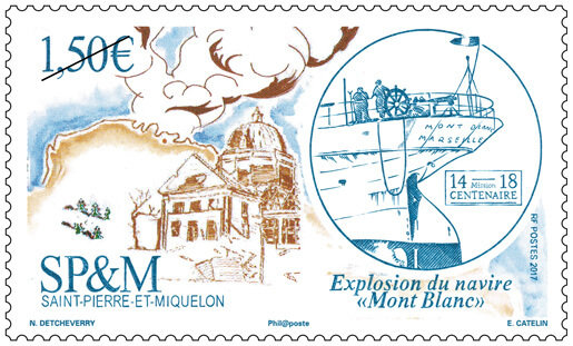 Saint Pierre and Miquelon (2017-11-13) issue 2