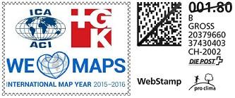 Switzerland (WebStamp) 2016